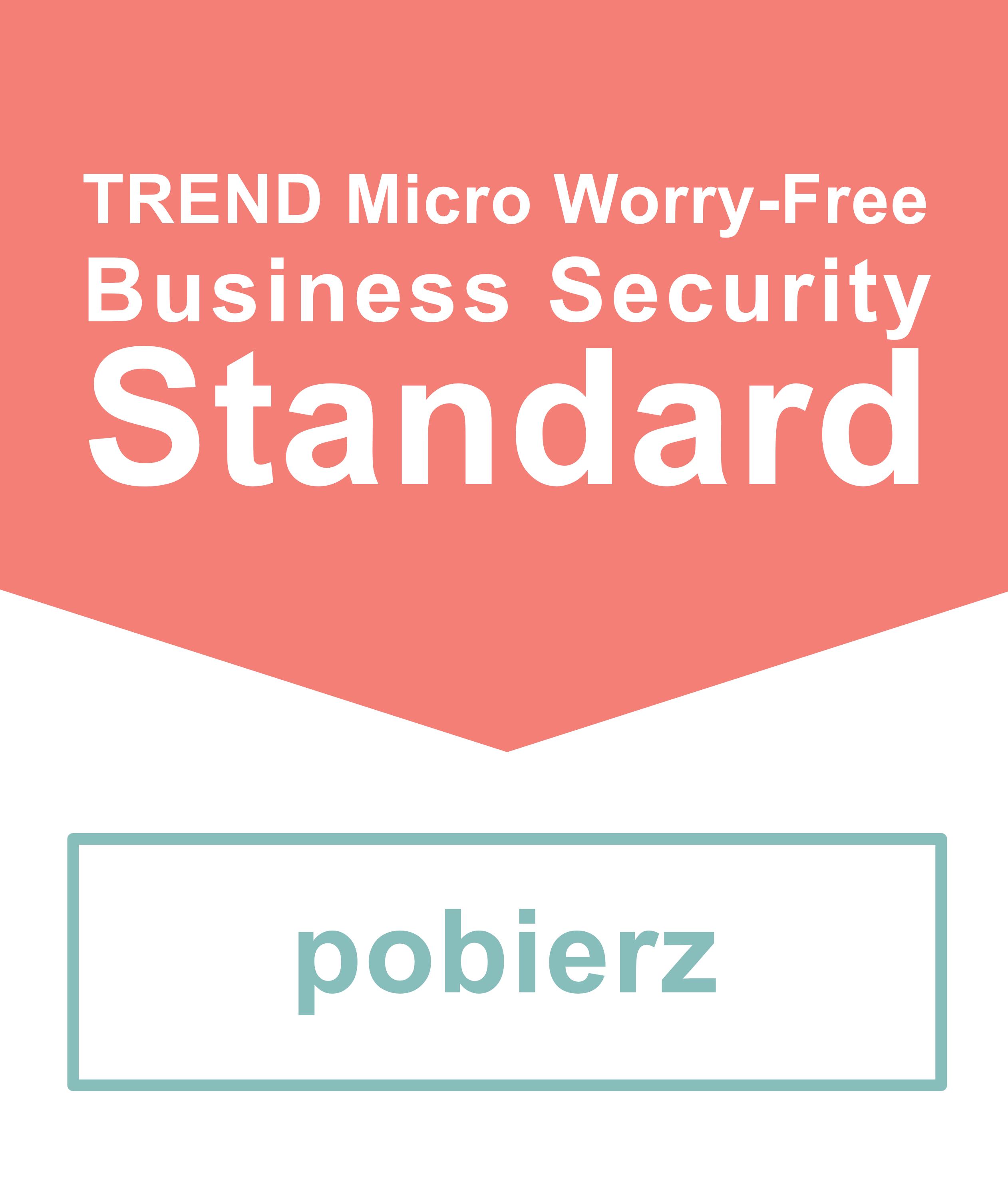 Trend Micro Worry-Free - testowa licencja