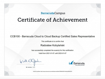 Radosław_Kobylański_TEP100_Total_Email_Protection_Certified_Sales_Representative