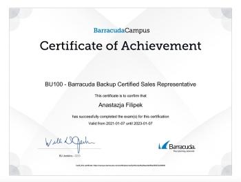 Anastazja_Filipek_BU100_Backup_Certified_Sales_Representative