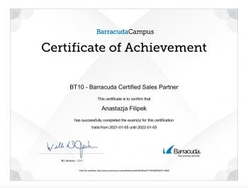 Anastazja_Filipek_Certyfikat_BT10_Certified_Sales_Partner
