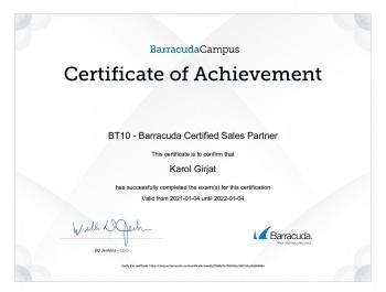 Karol_Girjat_BT10_Certified_Sales_Partner