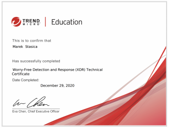 Marek Stasica - Worry-Free Detection and Response (XDR) Technical Certificate.jpg