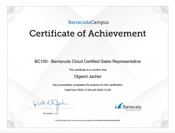 Olgierd_Jacher_BT100_Certified_Sales_Partner