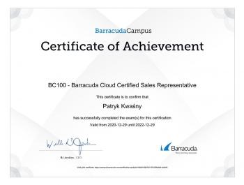 Olgierd_Jacher_ESS200_Essentials_Certified_Product_Specialist