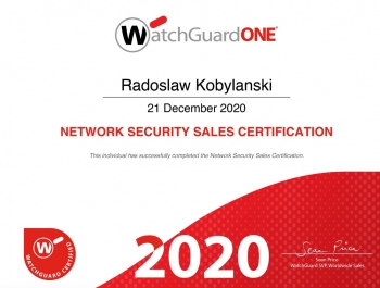 Radosław Kobylański - WatchGuard Generate New Revenue, prevent Wi-Fi Hacks