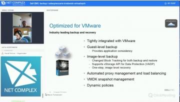 Prezentacja Dell EMC najbardziej uniwersalna platforma do przechowywania danych