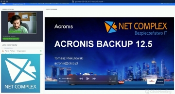 Prezentacja Acronis - prosty backup dużych środowisk