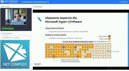 Prezentacja Veritas Backup Exec 16