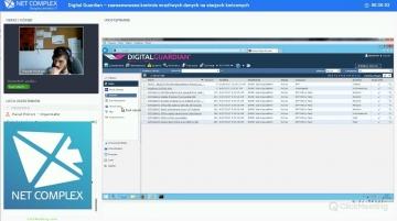 Prezentacja Digital Guardian – zaawansowana kontrola wrażliwych danych na stacjach końcowych