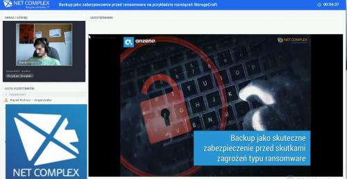 Backup jako zabezpieczenie przed Ransomware na przykładzie rozwiązań StorageCraft