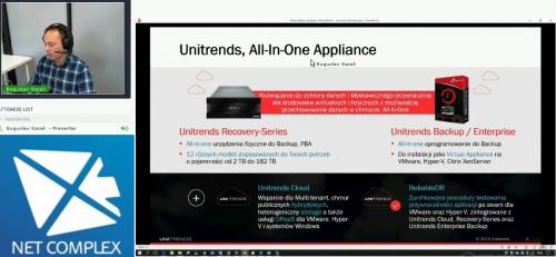 Webinar: Unitrends Backup