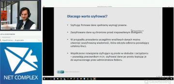 DESlock+ szyfrowanie danych