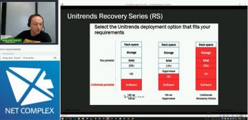 Webinar: Twój backup i odzyskiwanie z Unitrends