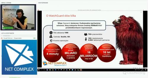 Rozwiązania firewall marki WatchGuard