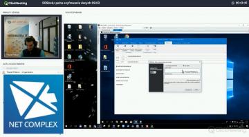 Webinar: DESlock+ oprogramowanie szyfrujące