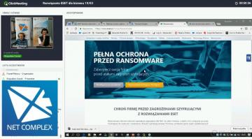 Rozwiązania ESET dla biznesu - ochroń firmę przed ransomware