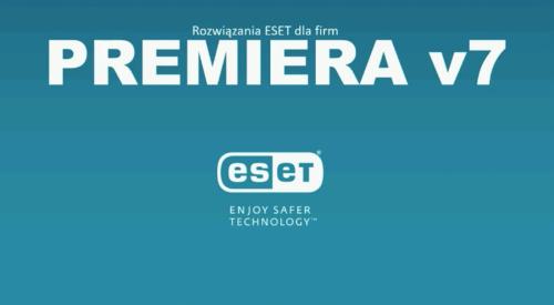 ESET 7 - Bezpieczeństwo firmowej sieci pod kontrolą