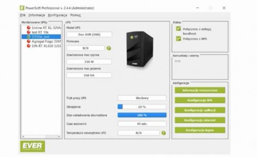 UPS – architektura rozproszona czy scentralizowana? - EVER Power Systems
