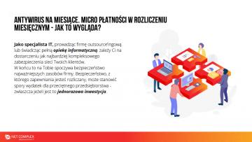 Webinarium: Bezpieczeństwo, które się opłaci - Trend Micro w miesięcznym abonamencie