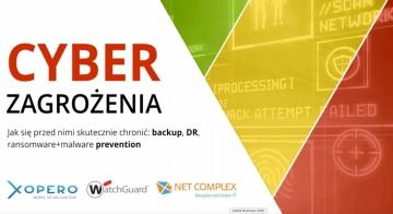 Webinarium: Cyberzagrożenia - jak się przed nimi chronić?