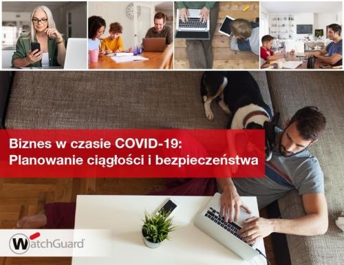 Biznes w czasie COVID-19: Planowanie ciągłości i bezpieczeństwa