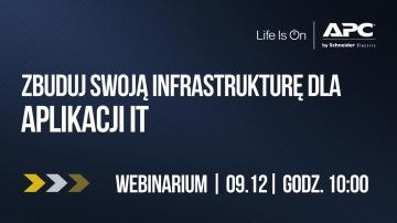 Zbuduj swoją infrastrukturę dla aplikacji IT