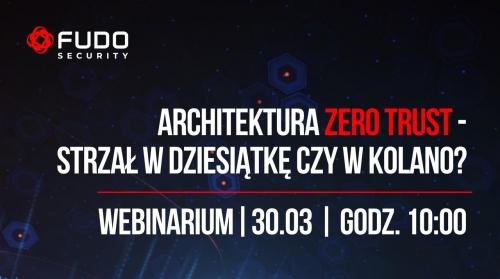 Architektura Zero Trust