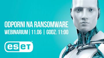 Odporni na ransomware z ESET - ESET Protect, ESET Endpoint Security, ESET Dynamic Threat Defense