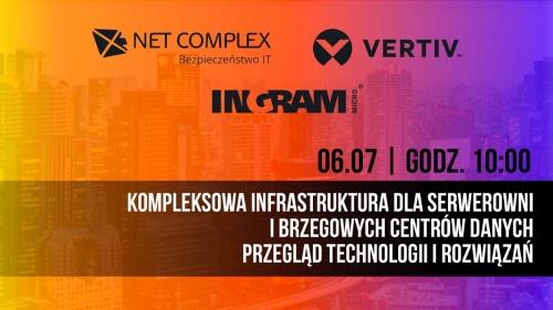 Kompleksowa infrastruktura dla serwerowni i brzegowych centrów danych