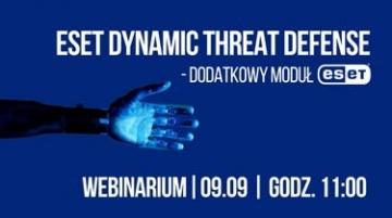 ESET Dynamic Threat Defense